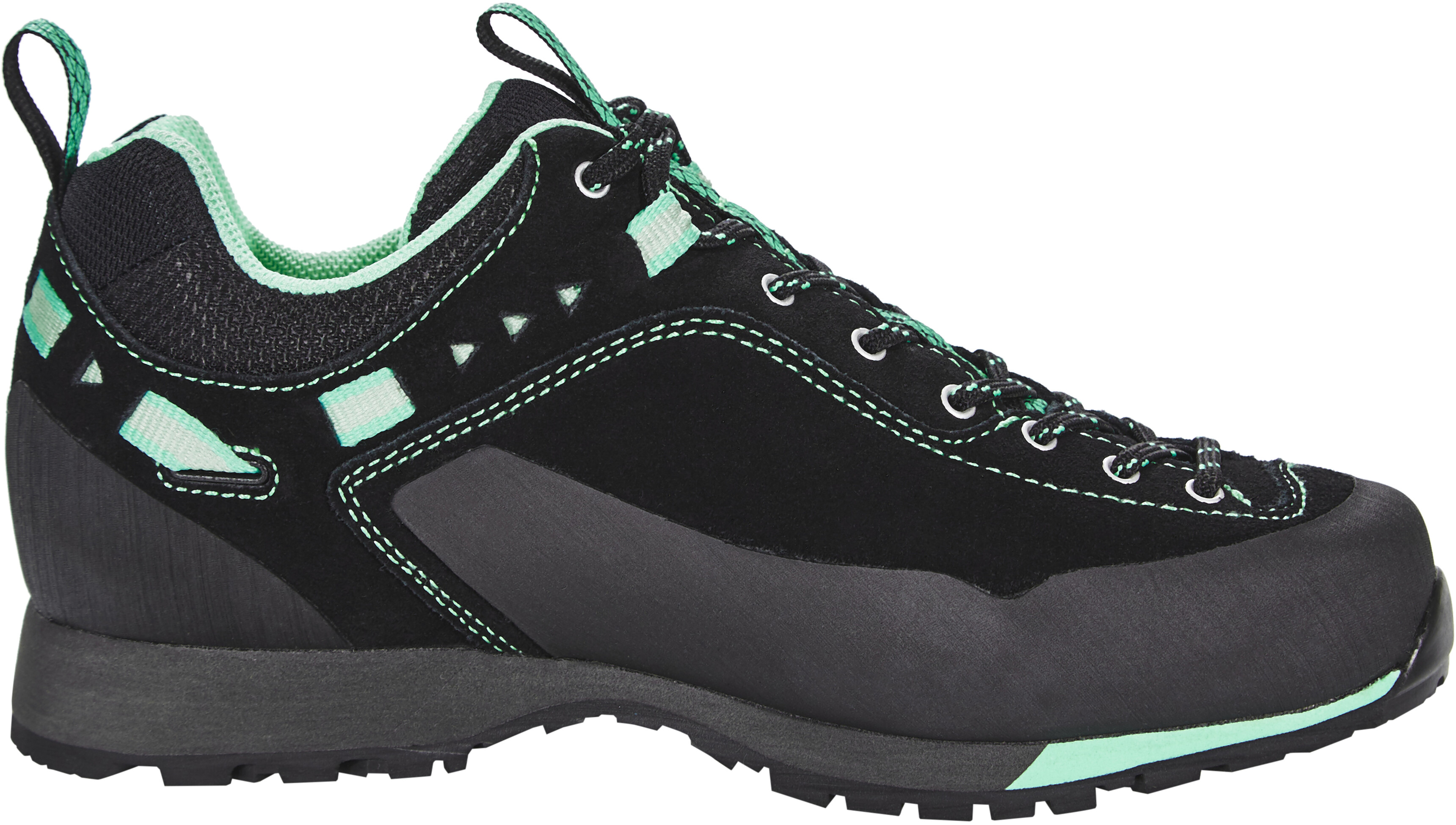 Garmont Dragontail LT - Chaussures Femme - noir turquoise 6f59ada898f9